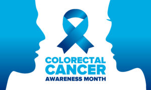 Colorectal Cancer Awareness Month Image